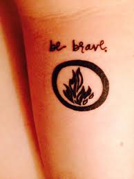 Divergent Tattoo Meaning 10