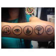 Divergent Tattoo Meaning 18
