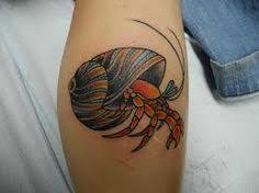 Hermit Crab Tattoo Meaning 1