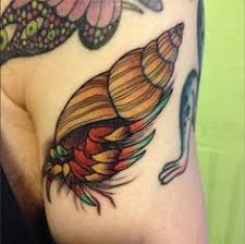Hermit Crab Tattoo Meaning 16