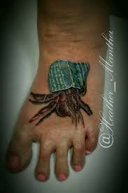 Hermit Crab Tattoo Meaning 17