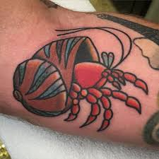 Hermit Crab Tattoo Meaning 19