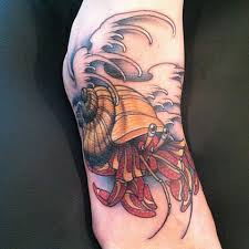 Hermit Crab Tattoo Meaning 22