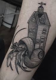 Hermit Crab Tattoo Meaning 25