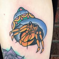 Hermit Crab Tattoo Meaning 32