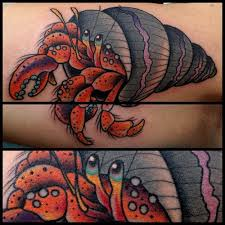 Hermit Crab Tattoo Meaning 37