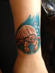 Hermit Crab Tattoo Meaning 39