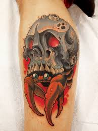 Hermit Crab Tattoo Meaning 45