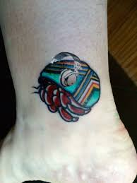 Hermit Crab Tattoo Meaning 6