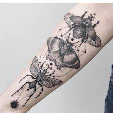 Insect Tattoo Meaning 25