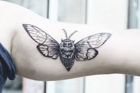 Insect Tattoo Meaning 33