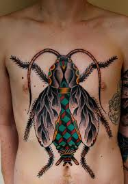 Insect Tattoo Meaning 34