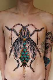 Insect Tattoo Meaning 35