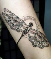 Insect Tattoo Meaning 45