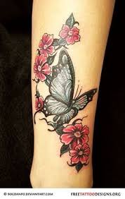 Insect Tattoo Meaning 6