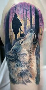 Little Red Riding Hood Tattoo Meaning 15