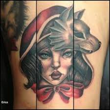 Little Red Riding Hood Tattoo Meaning 17