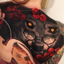 Little Red Riding Hood Tattoo Meaning 23