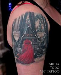 Little Red Riding Hood Tattoo Meaning 27