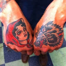 Little Red Riding Hood Tattoo Meaning 28