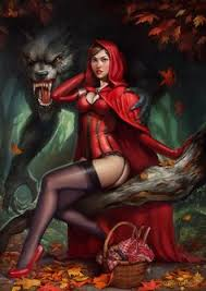 Little Red Riding Hood Tattoo Meaning 37