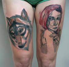 Little Red Riding Hood Tattoo Meaning 4