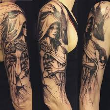 Little Red Riding Hood Tattoo Meaning 42