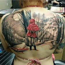 Little Red Riding Hood Tattoo Meaning 5