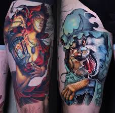 Little Red Riding Hood Tattoo Meaning 9