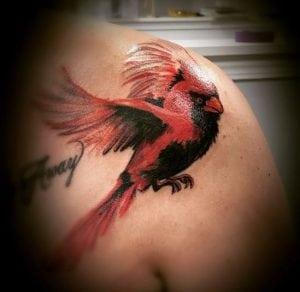 Tattoo Artist Turtle from GA 1