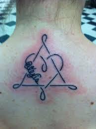 Triad Tattoo Meaning 13
