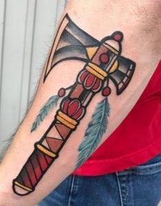 Zaine Clevidence Tattoo Artist
