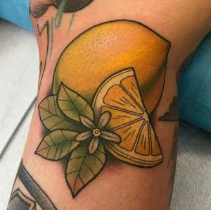 Jasmine Worth Tattoo Artist 1