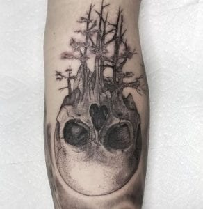 Rick Levenchuck Tattoo Artist 1