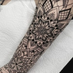 Rick Levenchuck Tattoo Artist 3 1