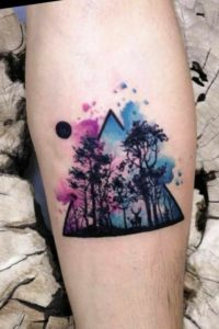 Watercolor Tattoo Artists