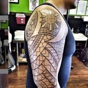 Iron Monk Tattoo Society Las Vegas 1