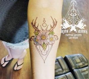 Iron Monk Tattoo Society Las Vegas 7