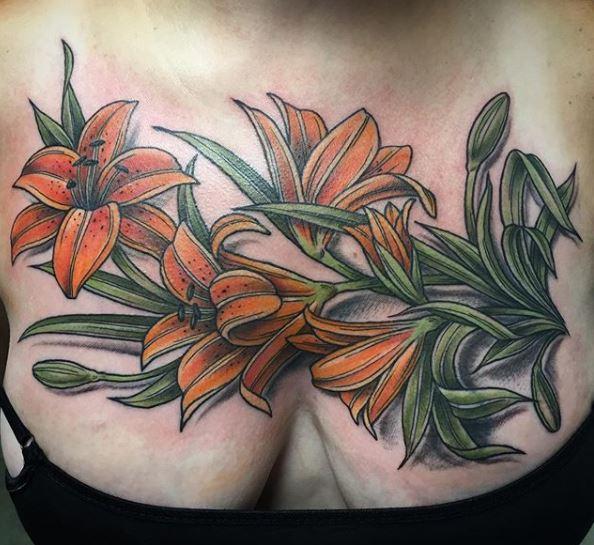 Tattoo Artist Dani Caputi