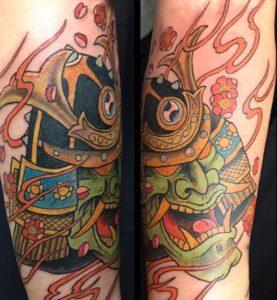 Brooklyn Tattoo Artist Craig Rodriguez 1