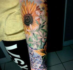 Destin Tattoo Artist Mikie Webb 1
