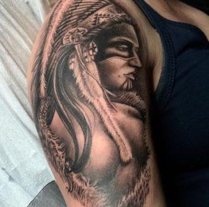 Destin Tattoo Artist Mikie Webb 2