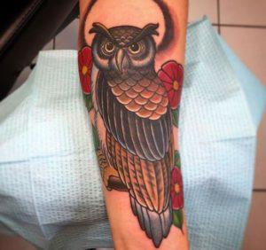 Destin Tattoo Artist Terry Dutra 1