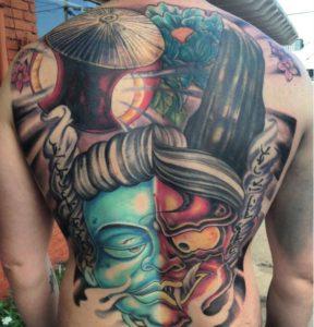 Destin Tattoo Artist Terry Dutra 2