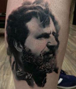 Eugene Tattoo Artist Joshua Carlton 1