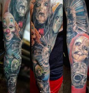 Fort Walton Beach Tattoo Artist Cust Sage 1