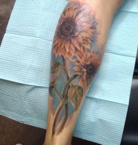 Fort Walton Beach Tattoo Artist Cust Sage 2