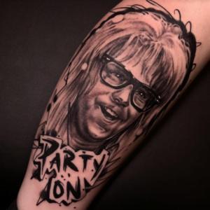 Grand Rapids Tattoo Artist Mark Fettig 4