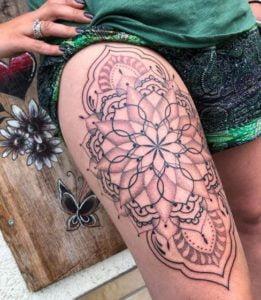Hamelin Germany Tattoo Artist Liana Barsukova 1