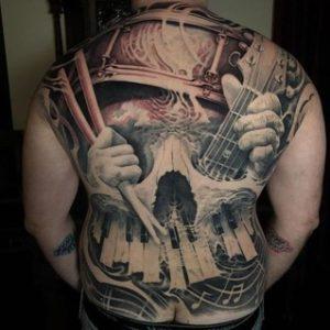 Arizona Tattoo Artist 11